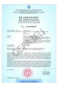 EC сертификат
